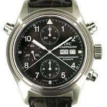 IWC Doppelchronograph Rattrappante 11/2000 art. Iw05