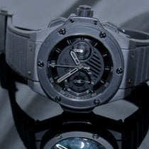 Hublot King Power Big Bang All Black Foudroyante Chonograph