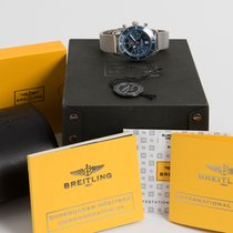 Breitling Superocean Heritage Chronograph A2337016 / C856 Mesh...