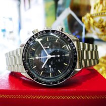 Omega Speedmaster Professional Chronograph Stainless Steel...
