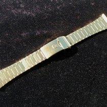 Breitling Navitimer 2300 Band 22mm Stahl Vergoldet 16,80cm...