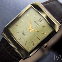 Seiko Dolce Rare Mens Tungsten Case Japanese Dress Watch C1980...