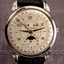 Movado Astrograf Triple Calendar Moon Phases Quantieme Watch...