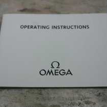 Omega vintage booklet instruction manual caliber 3303/3313/3320