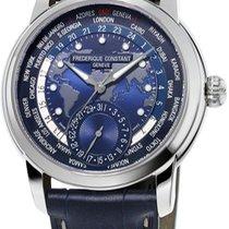 Frederique Constant Classics Worldtimer FC-718NWM4H6