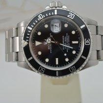Rolex Submariner Date Stahl E-Serie m.Box und Papieren aus 1991