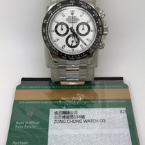 勞力士 (Rolex) Cosmograph Daytona 116500LN Steel White Dial...