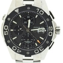 TAG Heuer Aquaracer Cal 16 Chronograph Stainless Steel