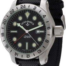 Zeno-Watch Basel Jumbo Automatic GMT Dualtime