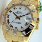 Rolex DATEJUST PEARLMASTER SPECIAL EDITION