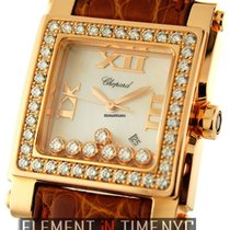 Chopard Happy Sport Square 7 Diamonds Ref. 275321-5002