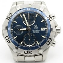 TAG Heuer Aquaracer Caf2112 Chronograph Automatic Men's...