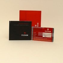 Tudor Warranty Card Booklet set