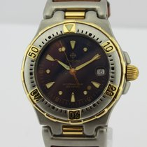 Zodiac Professional 200 m 18k Gold and Steel 313.29.09