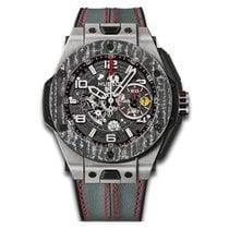 Hublot 401.NJ.0123.VR Big Bang Ferrari Carbon Titanium