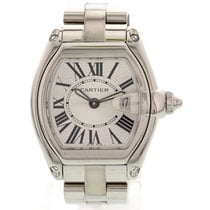 Cartier Ladies Cartier Roadster Stainless Steel Watch 2675