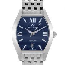 Wyler Vetta Men's Stainless Steel Automatic Watch 8116340106