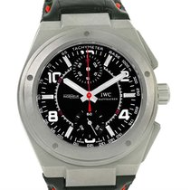 IWC Ingenieur Amg Titanium Black Dial Automatic Mens Watch...