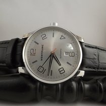 Montblanc Timewalker Date ref. 9675 automatic 42mm B&P