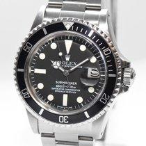 Rolex Submariner Stahl Uhr Ref.1680 Box von 1978