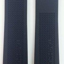 TAG Heuer Kautschuband schwarz FT6023 22/18mm