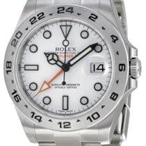 勞力士 (Rolex) Rolex Explorer II White 216570
