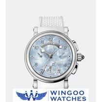 Breguet - Marine Chronograph Ref. 8827ST/59/586