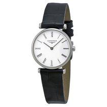 Longines La Grande Classique White Dial Ladies Watch L4.209.4....