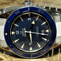 Omega Seamaster 300 Box Papers  Cards year 2015