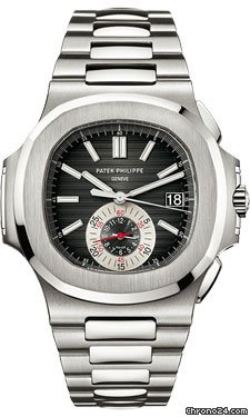 Patek Philippe Nautilus Mens Stainless Steel