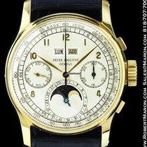 Patek Philippe 1518 Perpetual Chronograph 18k