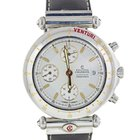 Charriol Venturi 987904 Stainless Steel 33mm Quartz Date Watch