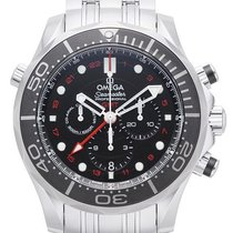 Omega Seamaster 300 M Co-Axial GMT Chronograph 212.30.44.52.01...