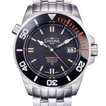 Davosa Argonautic Lumis Automatik schwarz/orange 161.509.60
