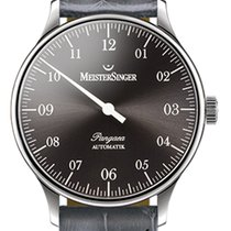 Meistersinger Pangaea - PM 907 - 40mm - Anthracite Dial