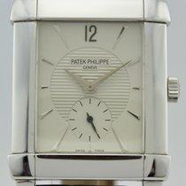 Patek Philippe White 18K Gold Automatic
