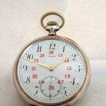 Omega rare original 24hours dial silver model