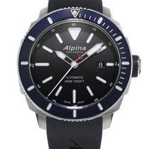 Alpina Seastrong Diver 300 Automatikuhr AL-525LBN4V6