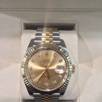 Rolex DATE JUST 2 STEEL AND GOLD JUBILEE BRACELET  FACTORY DIAL