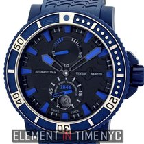 Ulysse Nardin Maxi Marine Diver Blue Sea Limited Edition Ref. ...