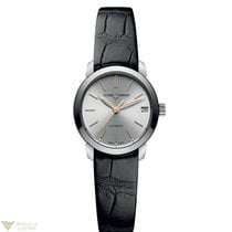 Ulysse Nardin Classico Lady Stainless Steel Black Strap...