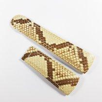 Ebel Brasilia Python leather strap 20mm fitting 35M4 NEW RARE