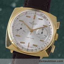 Breitling Top Time Chronograph Herrenuhr Handaufzug Vintage...