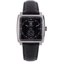 TAG Heuer Pre-Owned Monaco WW2110.FC6177 2014 Model