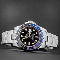 Rolex GMT Master II Blue/Black 116710 BLNR 2016 [NEW]