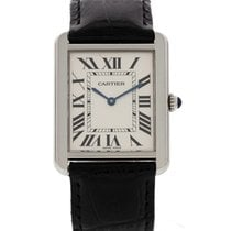 Cartier Tank Solo Stainless Steel 2715