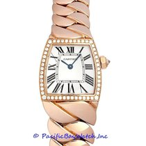 Cartier La Dona Ladies WE60060I Pre-Owned