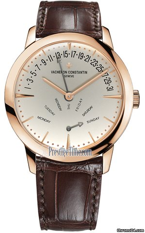 Vacheron Constantin Patrimony Bi-Retrograde Day &amp;amp; Date
