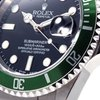 Rolex Submariner Date 50th Green LV Mint 16610