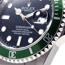Rolex Rolex 50th Anniversary Bezel SS Submariner 16610LV model